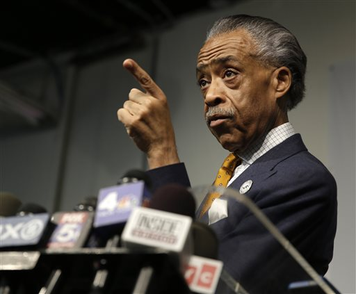 Al Sharpton Says Report of FBI Cooperation Not New