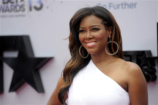 Real Housewives of Atlanta Cast Films For Kenya Moore's Hair Care Launch