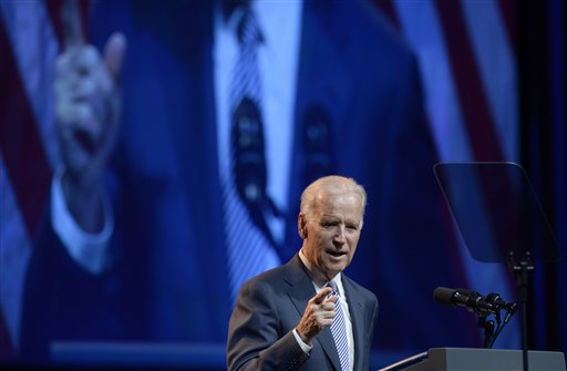 Book: White House Scrambled After Joe Biden's Gay Marriage Comments