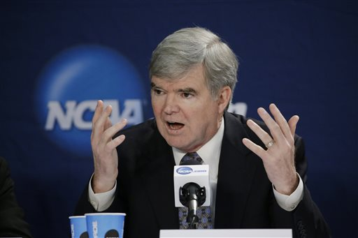NCAA Board Endorses More Power for Big Schools