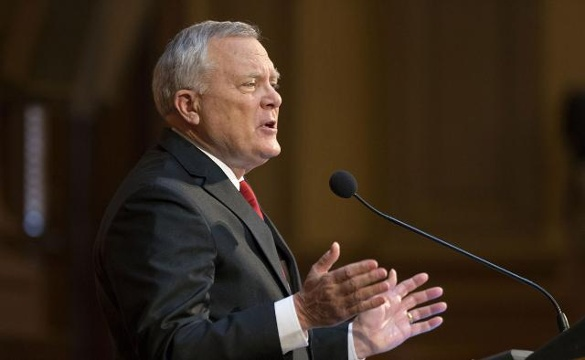 Georgia Gov. Nathan Deal Signs Broad Gun Rights Expansion