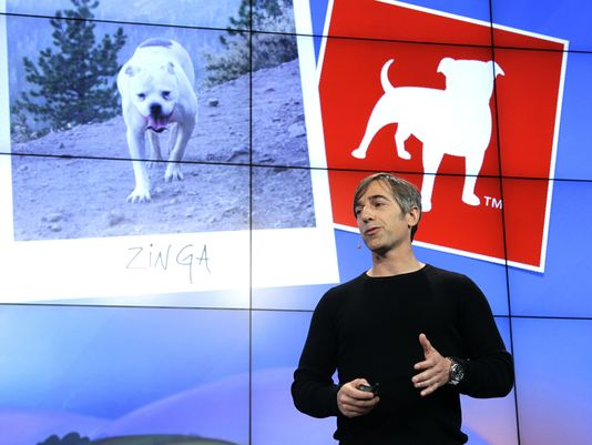 Zynga Founder Pincus Leaving Operations Role
