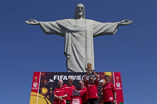Coke to Soften Marketing if Unrest Hits World Cup