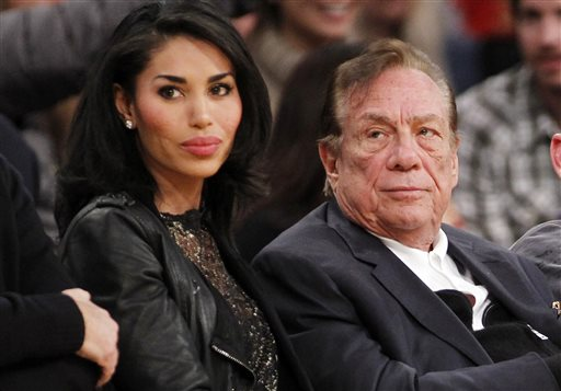'Racist' LA Clippers Owner Banned from NBA and Fined $2.5 Million