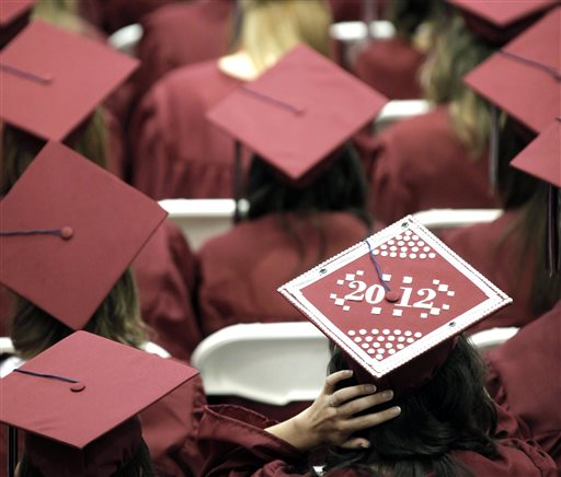 Report: 4 in 5 US High School Students Graduate