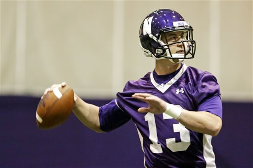 Northwestern QB Says Union Push Was Rushed, Wrong
