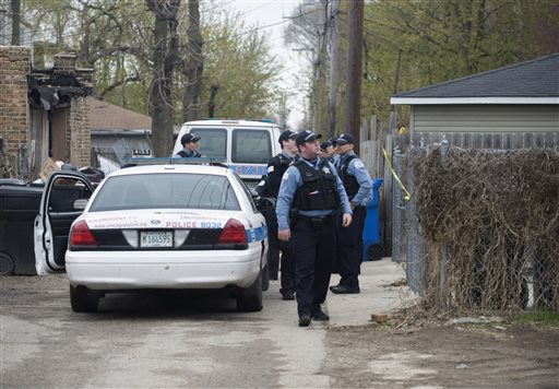 Chicago Police: 14-Year-Old Killed Girl Over Boy