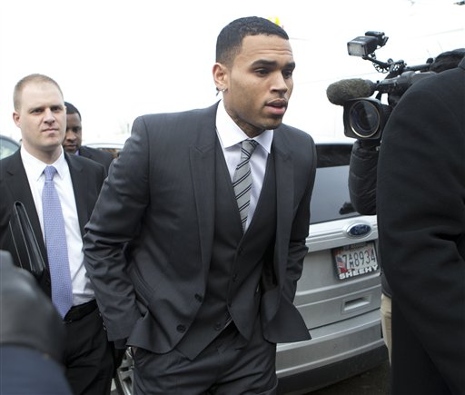 Judge Rejects Request to Dismiss Chris Brown Case