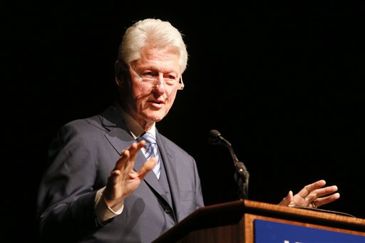Bill Clinton Concedes Role in Mass Incarceration