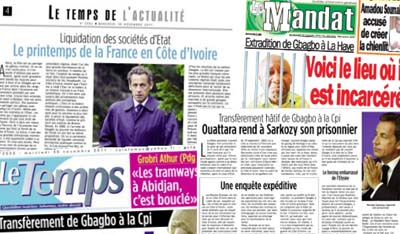 5 Newspapers Suspended in Ivory Coast