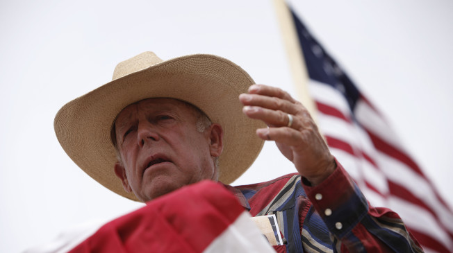 Nevada Rancher Defends Remarks, Loses Supporters