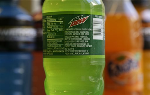 Coke, Pepsi Dropping 'BVO' from All Drinks