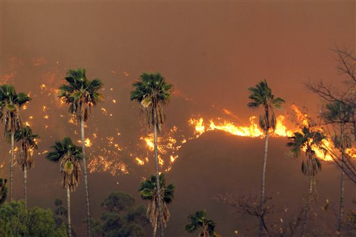 Report: Climate Change Already Affecting US