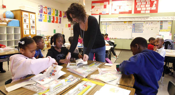 US Teachers Nowhere as Diverse as Their Students