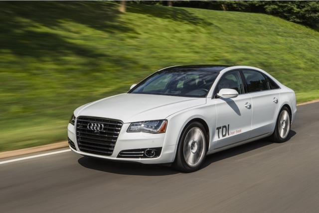 Car Review: 2014 Audi A8 L TDI Quattro
