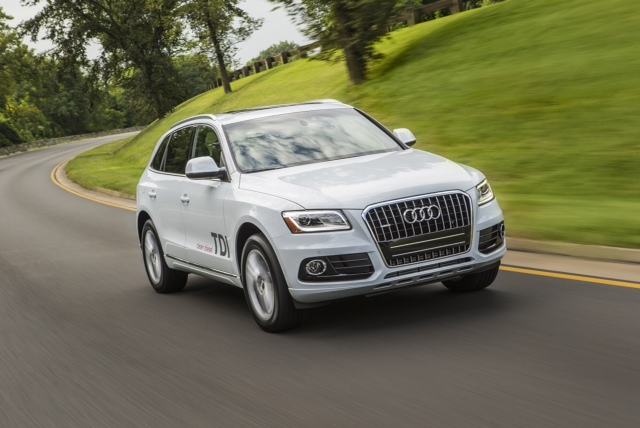 Car Review: 2014 Audi Q5 Quattro TDI Tiptronic