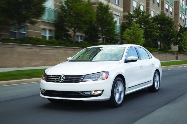 Car Review: 2014 Volkswagen Passat TDI