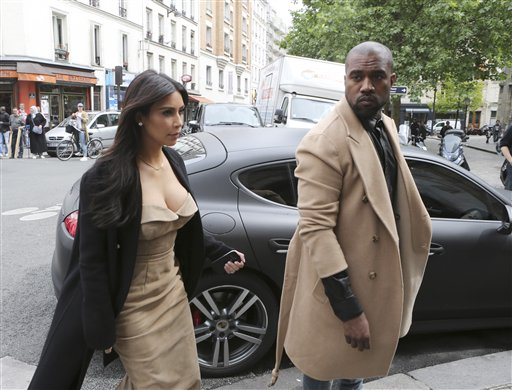 Kim Kardashian Pregnant Again 2014: Kim Kardashian Says She Would Love to Have Four Babies With Kanye West