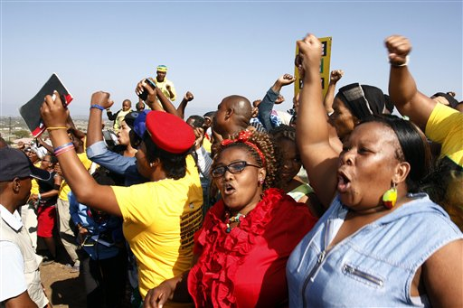South Africans Vote in First 'Born Free' Election