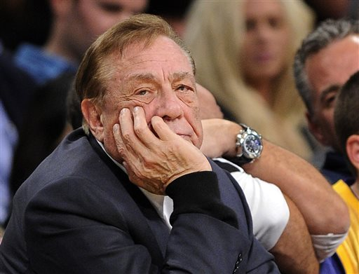 Clippers Owner Donald Sterling Hit with Lawsuit