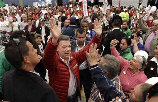 Colombia's Presidential Race Engulfed by Scandal