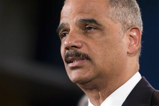 Holder Departure Clouds Fate of Civil Rights Cases