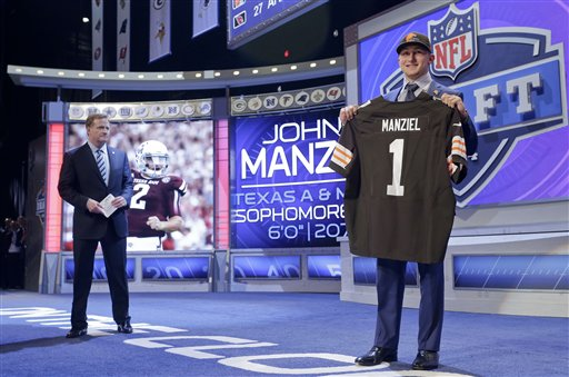 NFL Draft Shatters Viewership Record
