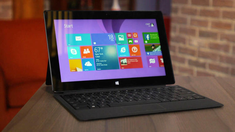 Microsoft: Surface Pro 3 Will Replace Your Laptop
