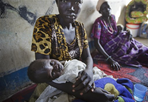 Famine Fears in S. Sudan; But Leaders Unconcerned