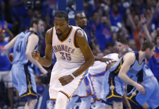 Kevin Durant Reportedly Offered $30M Annual Deal with Under Armour