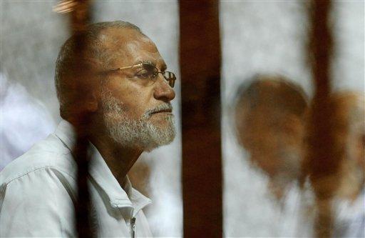 Egypt's Judges Rebuff Criticism of Death Sentences