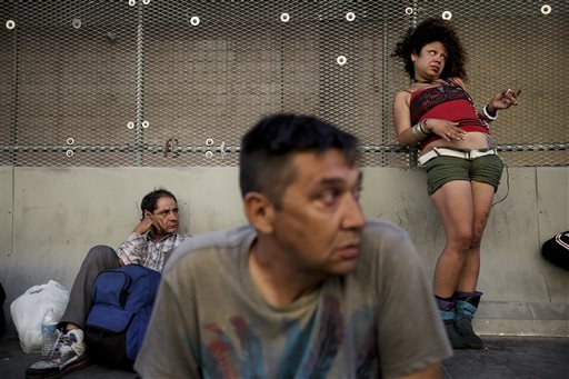 Council OKs $3.7 Million for Skid Row Cleanup, 'Valet Cart Storage'