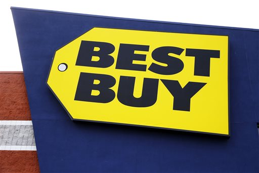 Weak Electronics Sales Pressure Best Buy, Sears