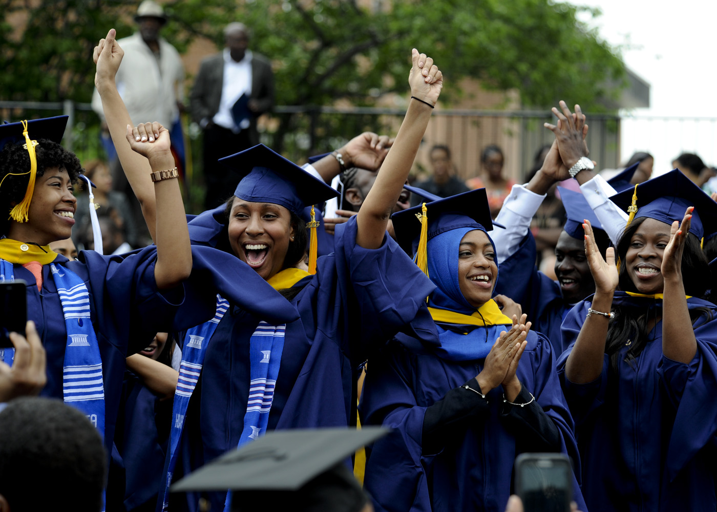 College Educated Blacks Have Harder Times Than Whites