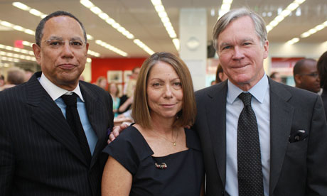 Jill Abramson Being Replaced by Dean Baquet at Times