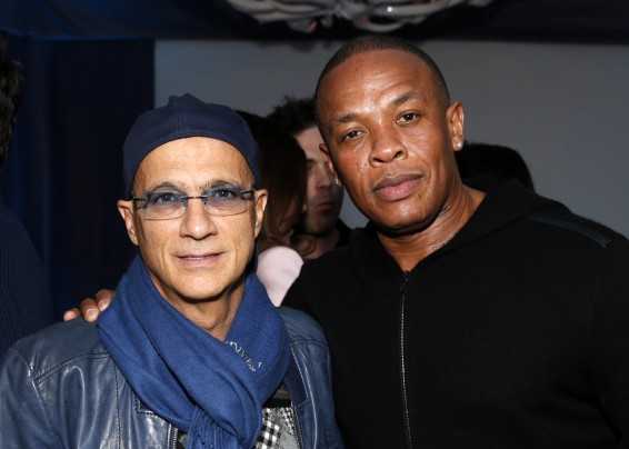 Jimmy Iovine, Dr. Dre to Take 'Senior Roles' at Apple