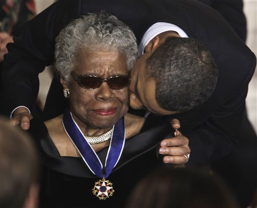 Maya Angelou's Art Collection is Headed to NY Auction