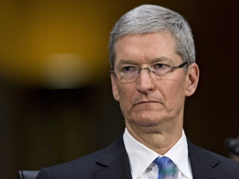 Apple Predicted to Fall Out of Top Three Tech Companies