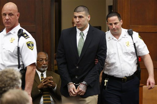 Prosecutors: Spilled Drink Led Hernandez to Kill