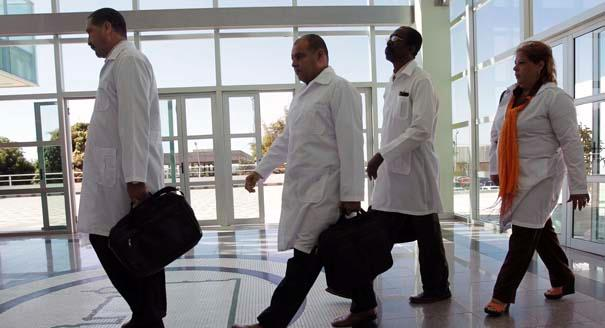 In Policy Shift, Cuba Welcomes Back Doctors Who Deserted