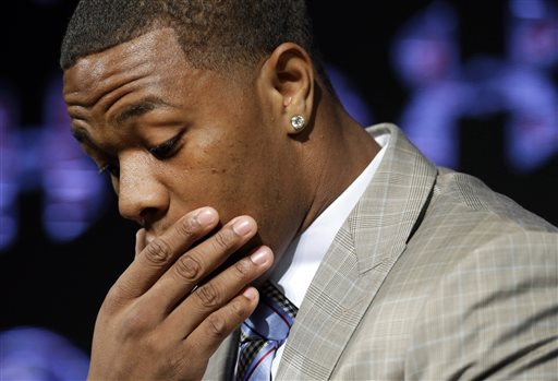One Month Ago, We Saw the Ray Rice Video. What's Changed?