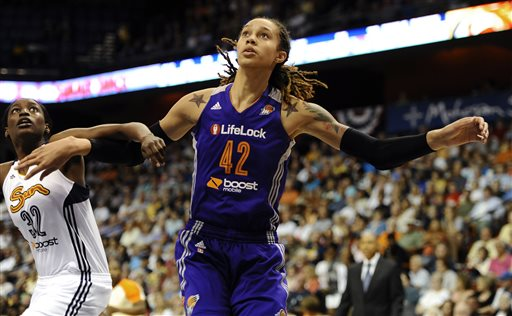 Brittney Griner Opens Up and Bares All