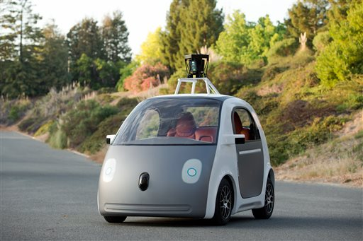 Is Google's Driverless Car in Danger of Getting Hacked?