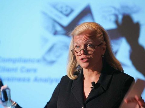 IBM CEO Faces Wall Street Skeptics as Growth Proves Elusive