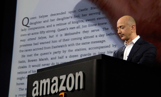 Why is Amazon Bullying Book Publishers?