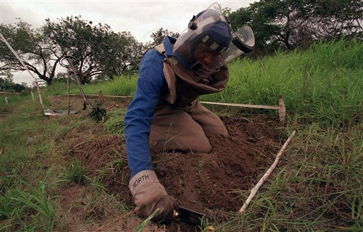 Mozambique Leads Way on Tackling Menace of Mines