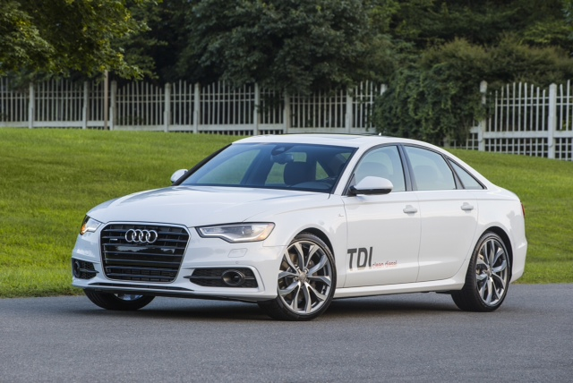 Car Review: 2014 Audi A6 TDI Quattro