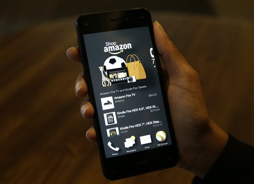 Amazon Fire Phone Not Enticing Enough to Leave Apple, Android