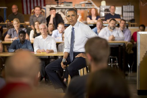 Obama Asking Companies to Pay Suppliers Faster