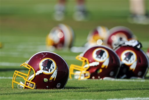 Group Asks Broadcasters to Stop Saying 'Redskins'